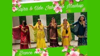 Kajra & Ude Jab Jab Mashup |Dance Cover|Shasha Tirupati| Oorja Danceworks|Priyanka Ramola