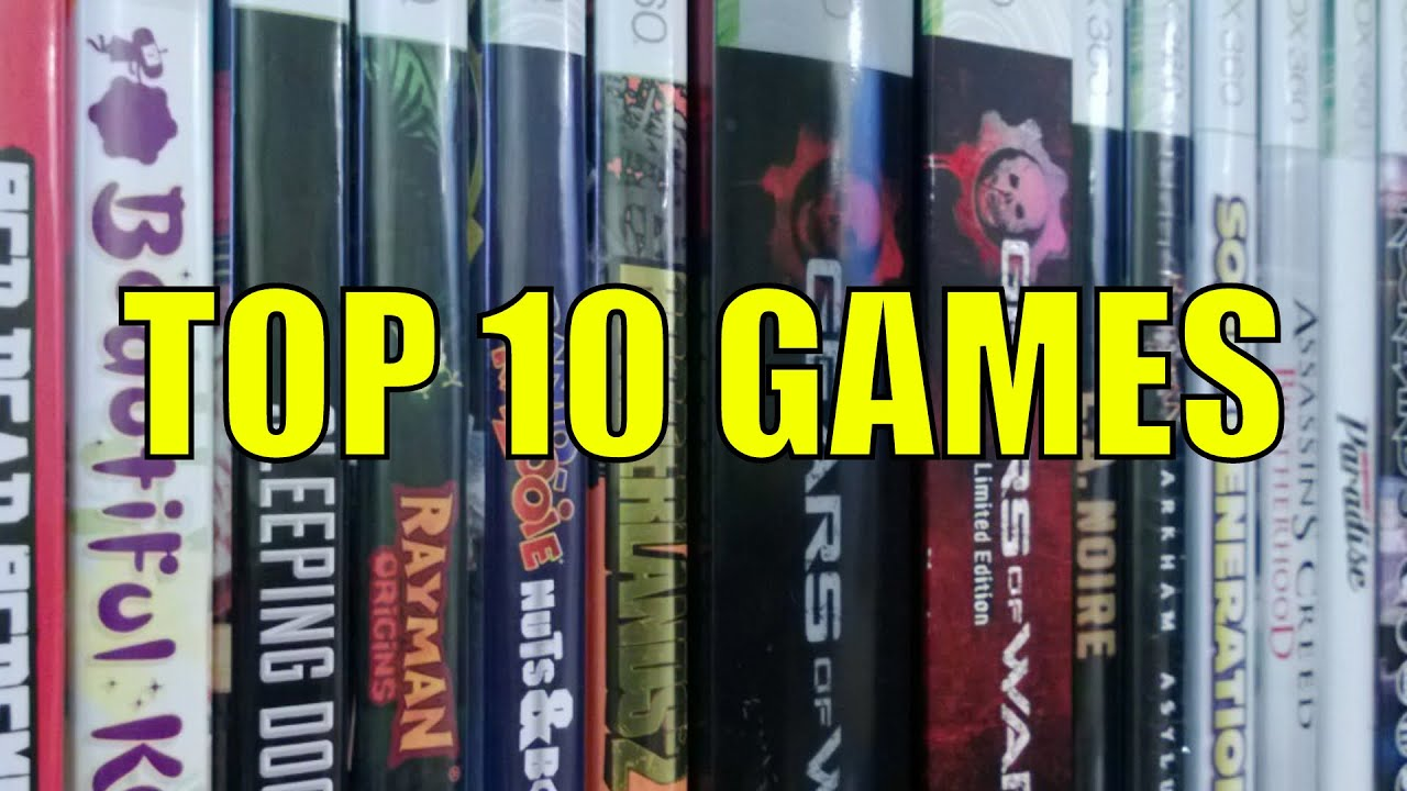 10 Most Popular Xbox Games : Xbox one backwards compatible top most requested