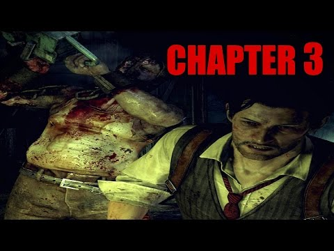 The Evil Within Walkthrough Chapter 3 - Claws of the Horde No Damage (PS4)