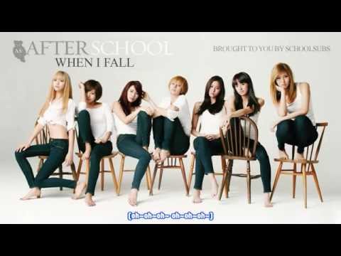 [SchoolSubs] [Audio] After School - When I Fall