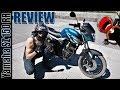 Review Yamaha 150 sz rr