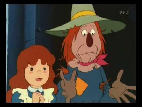 הקוסם מארץ עוץ   פרק 7   המכשפה המרשעת