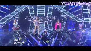 110710 | 2NE1 - I Am The Best | MR Removed