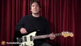 Fender Blacktop Jazzmaster