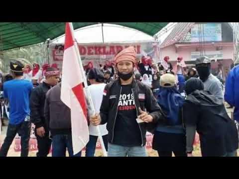 Deklarasi 2019 Ganti Presiden Kalbar Sangat Kondusif...