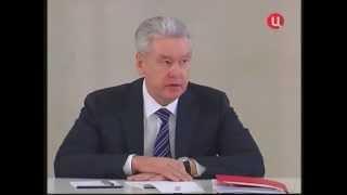 Комментарий о ЖКУ в эфире ТВЦ