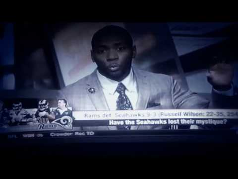 ESPN Ryan Clark on Seattle-Unger for New Orleans-Graham trade