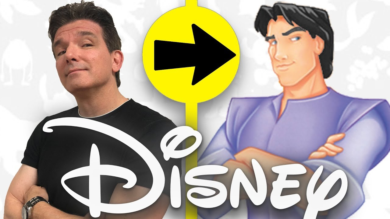 I Was ANIMATED as a DISNEY Character! | Butch Hartman