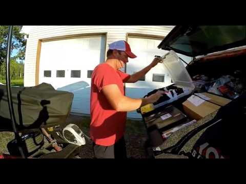 Life On The Professional Bass Tour With KVD - #GoPro