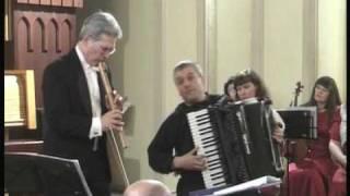 Two Klezmer dances: Hora and Bulgar