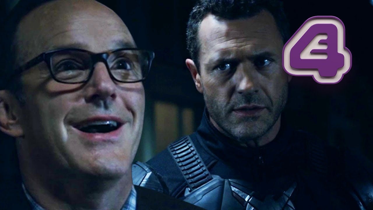 Coulson Gets Nerdy With The Leader Of S H I E L D    Marvel's Agents Of  S H I E L D