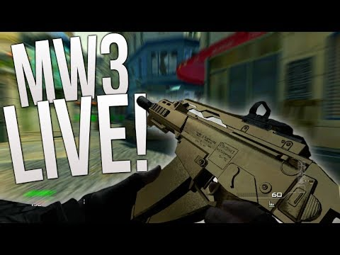 The Specialist - MW3 LIVE!