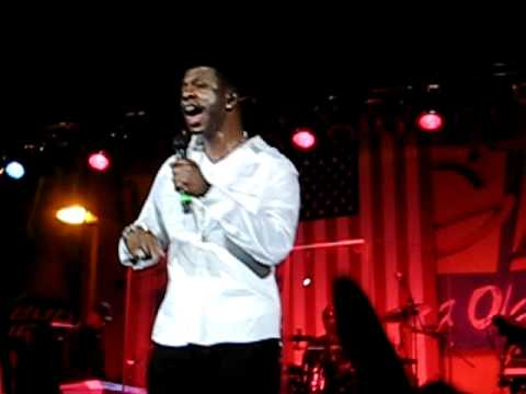 KEITH SWEAT-LIVE IN CONCERT