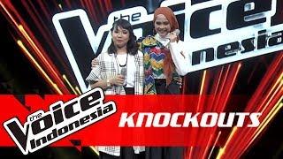Rani vs Agseisa | Knockouts | The Voice Indonesia GTV 2018