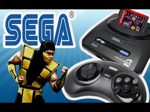 SEGA Ultimate Mortal Kombat 3