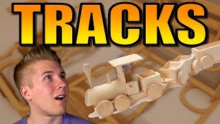 Tracks [Wooden Train Toy PC Game!] Let