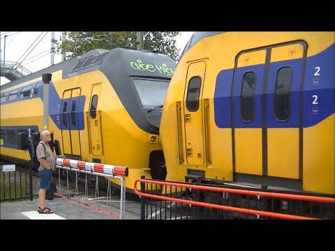 Spoorwegovergang Steenwijk // Dutch railroad crossing