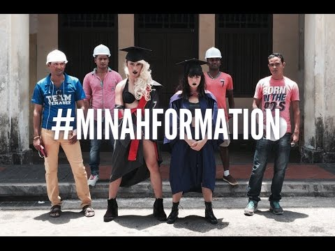 """MINAH FORMATION"" - (Beyonce Formation Parody Singapore)"