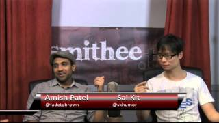 The Meltdown Season 2 Ep 2 Amish Patel & Sai Kitt