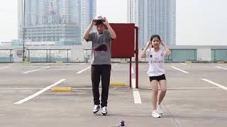Download Video Niana guerrero and ranz kyle dance song juju on that beat MP3 3GP MP4