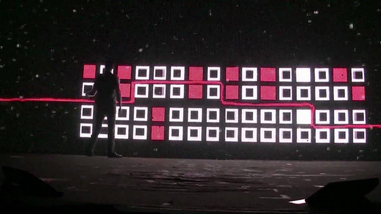 Nine Inch Nails - Lights in the Sky Tour - Echoplex - Trent Speaks ...