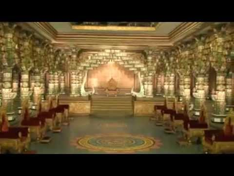 mahabharat and ramayan set for shooting situated at ramoji