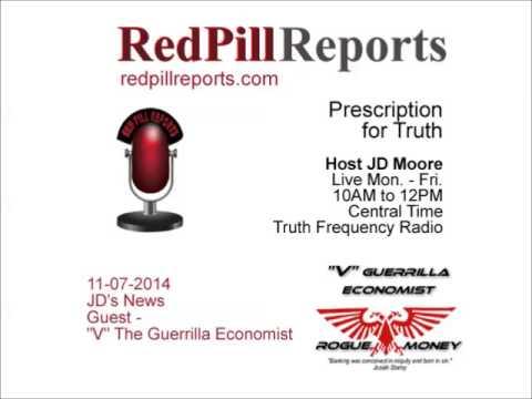 V Guerrilla Economist Youtube 2015 Red Pill Report...