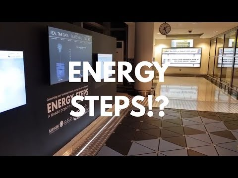 Vlog V1.6 (ENERGY STEPS at Abu Dhabi International Airport)