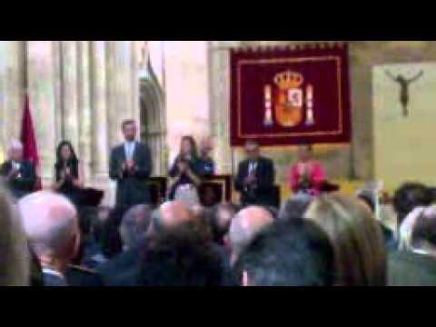 Entrega del Premio Nacional de la Música a Diego Fernández Magadaleno