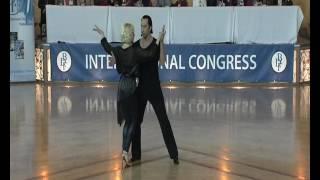 Michael Malitowski & Joanna Leunis  | Congress Blackpool 2016 | Как сделать музыку видимой