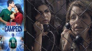 Tita descubre que su padre murió en manos de Waldo | La Jefa del Campeón - Televisa