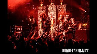 Watain - Storm of the Antichrist (live in Minsk)