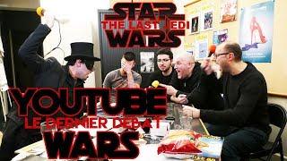 Star Wars: The Last Jedi (Feat : Regelegorila, Les cousins font leur cinema et Valwho Artworks) streaming