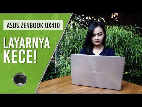 ASUS ZenBook UX410 Review Indonesia: Rp15 Jutaan Bisa Apa?