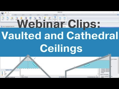 Handling Vaulted and Cathedral Ceilings: Simsol Webinar Clips