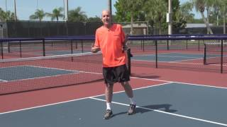 Pickleball Tutor Tips: How to Bend & Move as you Get Older