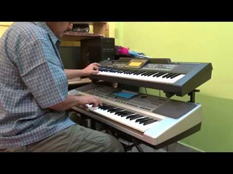 Ei Sundar Swarnali Sandhyay Instrumental By Pramit Das Film-Hospital 1960