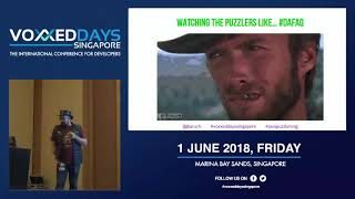 Java Puzzlers NG: The strange, the bizarre, and the wonderful - Voxxed Days Singapore 2018