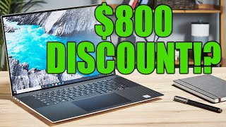 How to Get OVER $800 OFF a Dell XPS Laptop?! (34.3% DISCOUNT STRATEGY!)