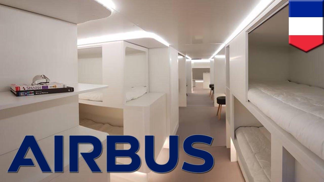 office sleep pod. Airbus Sleeping Pods: A330 Cargo Holds To Have Luxury Pods - TomoNews Office Sleep Pod