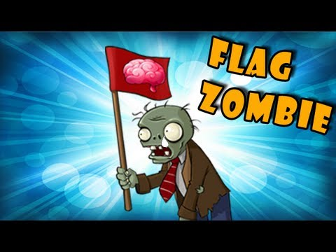 Plants Vs Zombies Flag Zombie Audition Failure
