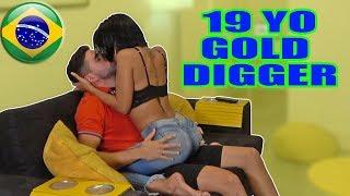 GOLD DIGGER PRANK GONE HOME PART 2!