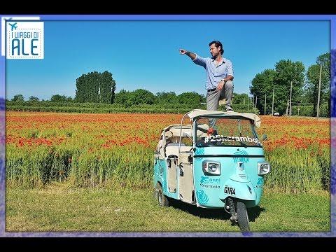 Viaggio Low Cost: Italia in ape Calessino con The gira