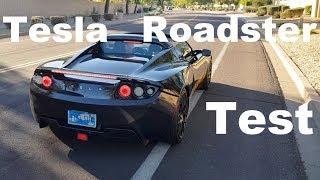 Tesla Roadster Test. Probefahrt im sonnigen Arizona. Plus zwei Model S Sondermodell