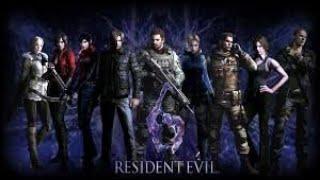 Resident Evil 6 TODAS AS ARMAS DO JOGO