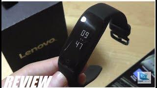 REVIEW Lenovo HW01 Fitness Band w HR Sensor