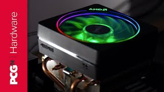 Stock CPU cooler battle royale. Who will win, AMD or Intel?   Hardware