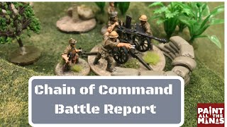 PATM Chain of Command Battle Report