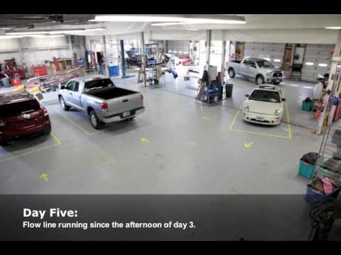 Lean conversion by marshall auto body waukesha wi 262 for Car lean to