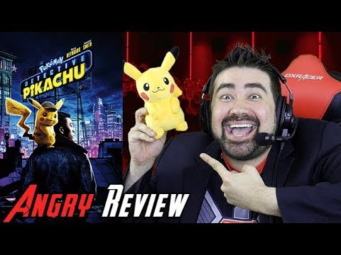 Detective Pikachu Angry Movie Review